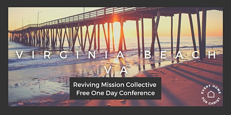 FREE Virginia Beach, VA Pastors' Conference - August 25 tickets