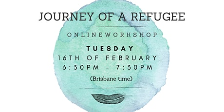 Journey of a Refugee tickets