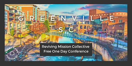 FREE Greenville, SC Pastors' Conference - September 21 tickets