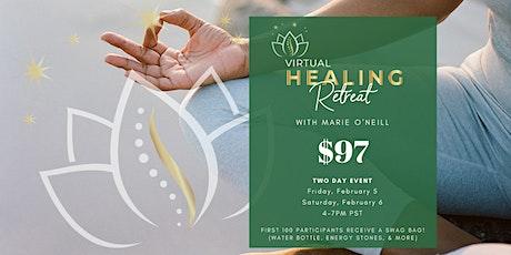 Virtual Healing Retreat Presented by: Padma Life Coaching tickets