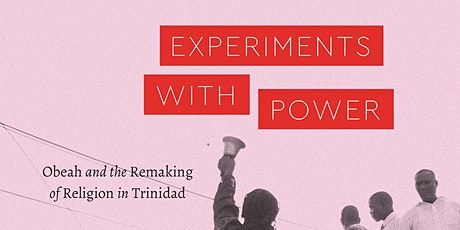 Connecting the Books Series: Experiments with Power with J. Brent Crosson tickets