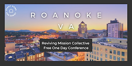 FREE Roanoke, VA Pastors' Conference - October 28 tickets