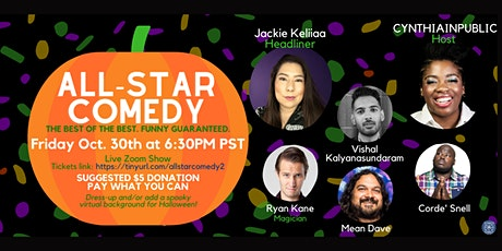 All-Star Comedy Show tickets