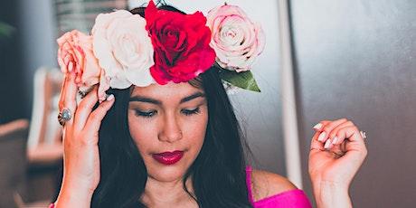 Make Your Own Flower Crown: Celebrating Summer tickets