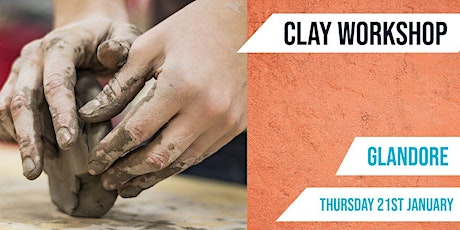 SCHOOL HOLIDAYS | Clay Workshop  | Glandore tickets