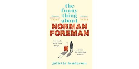 Online Zoom event:  Author talk with Julietta Henderson tickets