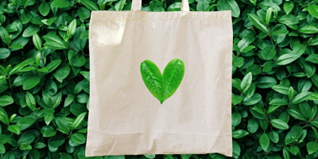 DIY recycled reusable bag tickets