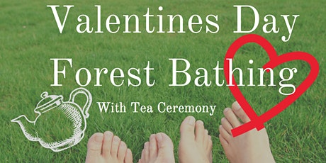 Valentines Forest Bathing Immersion tickets