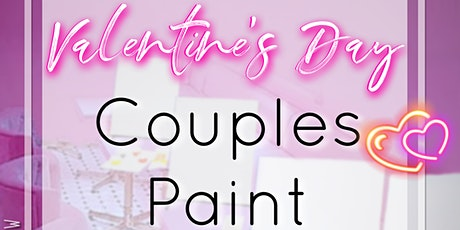 Valentine's Day Couples Paint Party tickets