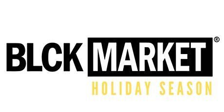 BLCK Market Houston - Holiday Season tickets
