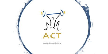 Weightlifting ACT Open Club Competition 1 tickets