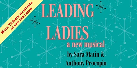 Link to Tickets for Leading Ladies: a new musical tickets