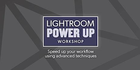 Lightroom PowerUp Workshop tickets