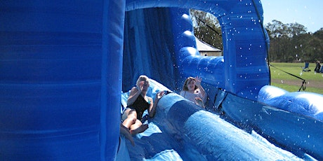 Free Australia Day Darling Harbour Water Slides tickets