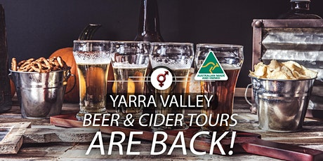 Beer & Cider Singles Tour | F 30-46, M 34-49 | February tickets