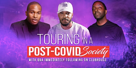 Touring in a Post-COVID Society tickets