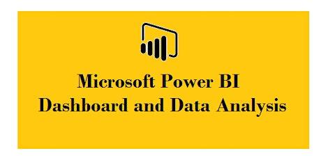 Microsoft Power BI Dashboard&Data Analysis 2Day Virtual Training - Adelaide tickets