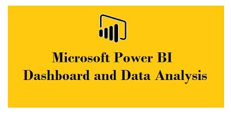 Microsoft Power BI Dashboard&Data Analysis 2DayVirtual Training - Melbourne tickets