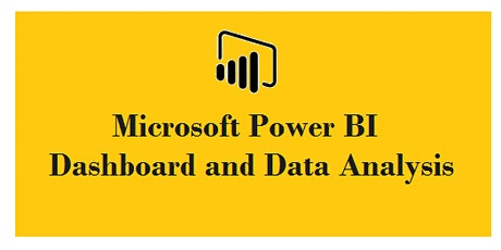 Microsoft Power BI Dashboard&Data Analysis 2Day Virtual Training - Perth tickets