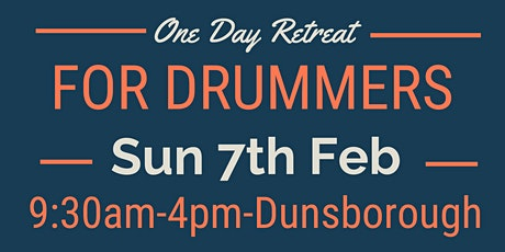 One Day Retreat - For Drummers tickets