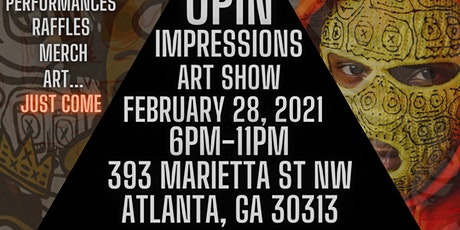 Opin Impressions tickets