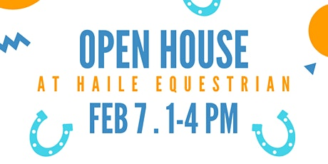 Haile Equestrian Open House tickets