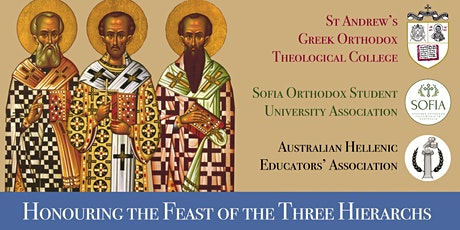 Honouring the Feast of the Three Hierarchs tickets