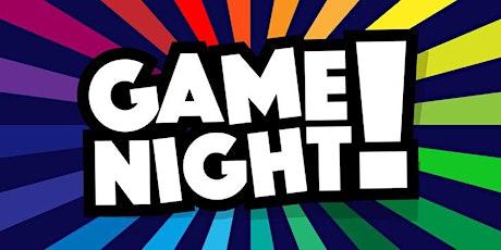 Montera Family Game Night tickets
