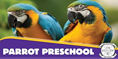 Online Parrot Preschool Via Zoom tickets