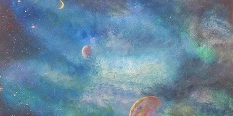 Painting the Universe - Kids Workshop tickets