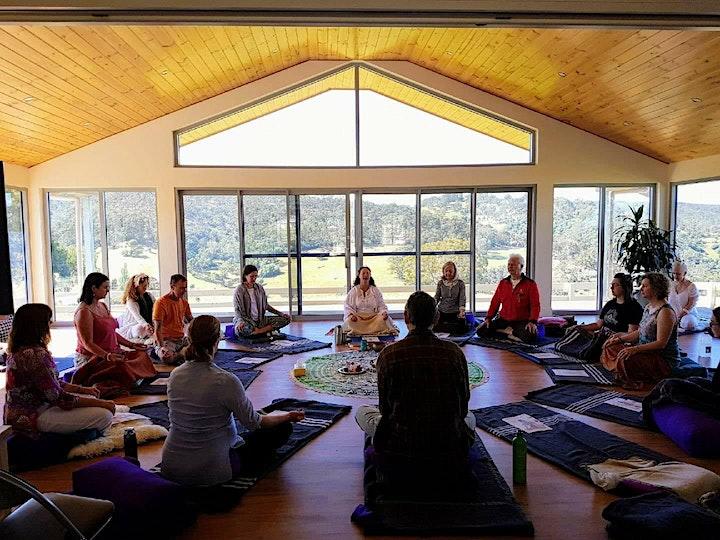 Toning the Chakras Sound Meditation image