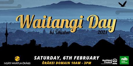 Waitangi Day ki Ōkahu 2021 tickets
