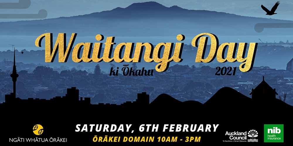Waitangi Day ki Ōkahu 2021 Tickets, Sat 6/02/2021 at 10:00 AM | Eventbrite