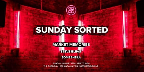The Third Day Presents Sunday Sorted tickets