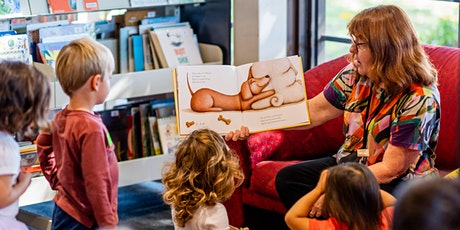 Storytime at Subiaco Library tickets