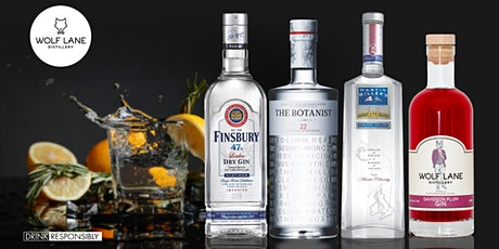 Gin Tasting with Mark Hickey tickets
