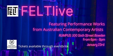 FELTlive tickets
