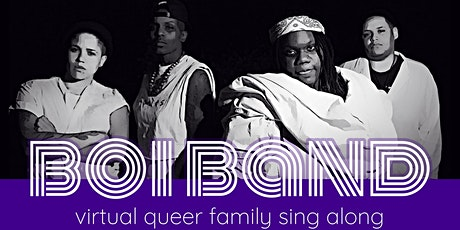 boi band: queer sing along tickets