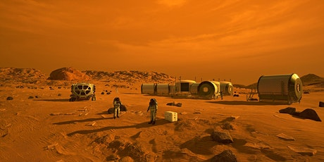 Mission to Mars, with Young Stars tickets