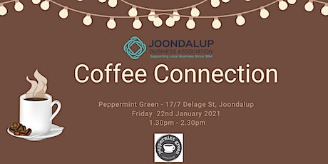 Coffee Connection - Peppermint Green tickets