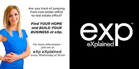eXp Australia - What is eXp Australia?  -  Lisa B tickets