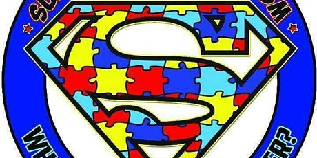 Superheroes For Autism Virtual 5K tickets