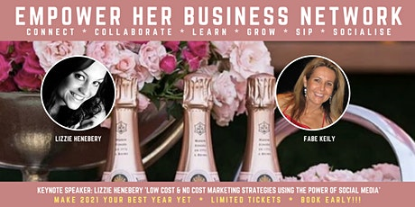 EMPOWER HER BUSINESS NETWORK - SOCIAL MEDIA INSIDER SECRETS tickets