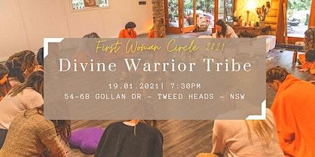 Divine Warrior Tribe tickets