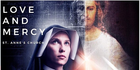 LOVE & MERCY Screening @ St Anne's Church, Sat, 30 Jan 2021, 1.30pm tickets