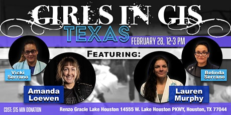 Girls In Gis Texas-Houston Event tickets