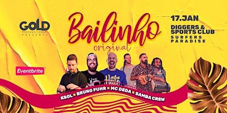 """BAILINHO """"Original"""" tickets"""