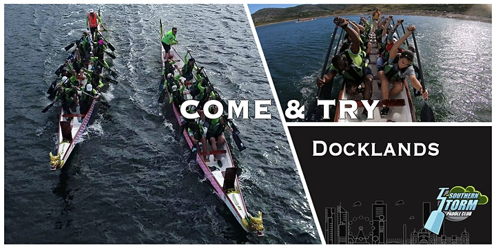 We are recruiting for Dragon Boat Racing! image