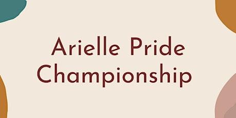ARIELLE PRIDE CHAMPIONSHIP tickets