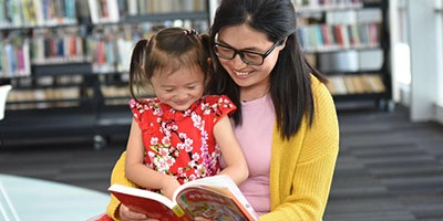 Stories in Chinese – 中文故事 – Kids Event